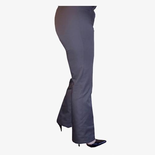Pantalon Gabardina De Vestir Mujer Carmelo Tala