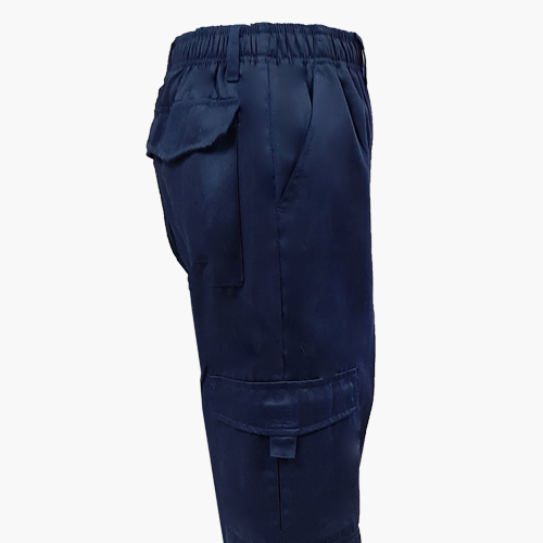 Pantalon Gabardina Cargo Elasticado Carmelo Tala